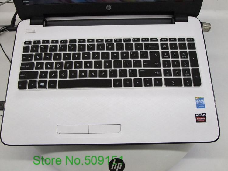 Funda protectora de silicona para teclado de portátil, de 17,3 pulgadas, para HP Pavilion Envy 17 17-xxxx series 2016, versión 17-ac002TX