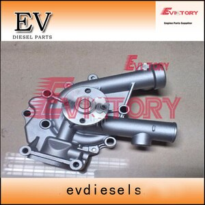 For Toyota forklift engine 11Z 13Z water pump 16100-78300-71