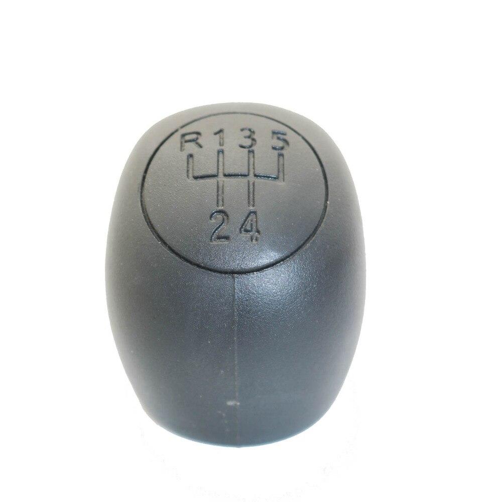 Para la FIAT DUCATO 1994, 1995, 1996, 1997, 1998, 1999, 2000, 2001, 2002, 2003, 2004, 2005, 2006 nuevo coche 5 velocidad perilla de caja de cambios