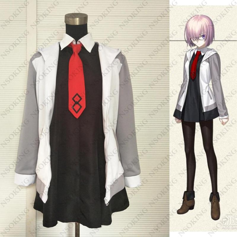 Большой заказ Fate Grand, костюм для косплея Mash Kyrielight Shielder