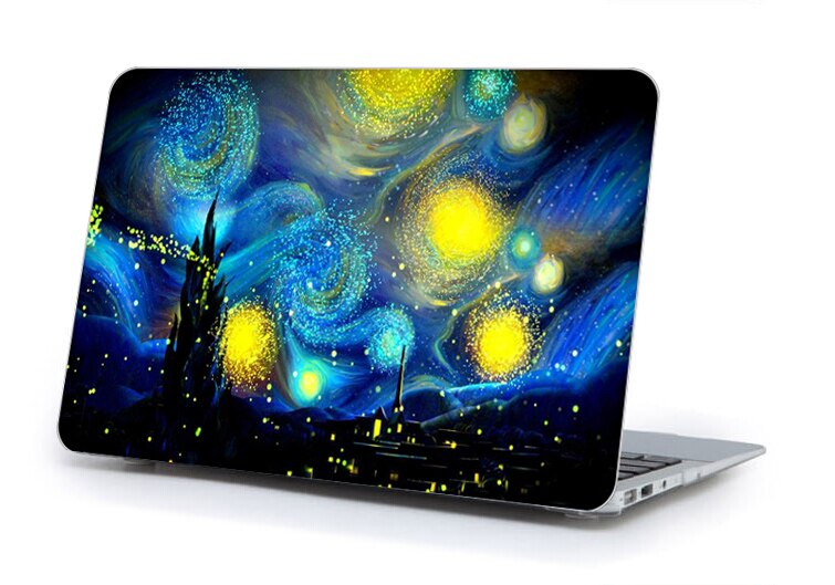 Funda de Lapto para Macbook Pro 13 15 barra táctil A1989/A1706 A1990/A1707 Air11 13 Pro 13 15 Retina 12 13 funda de Color para portátil