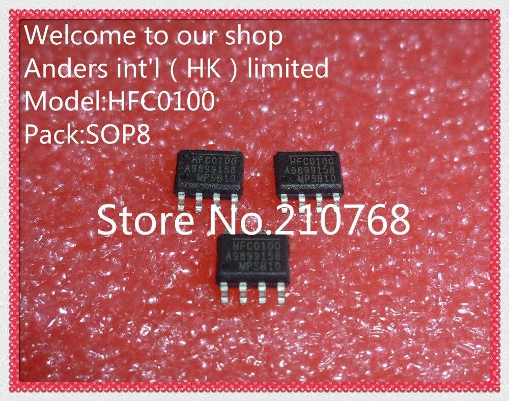10 unids/lote HFC0100 HFC0100TR SOP8