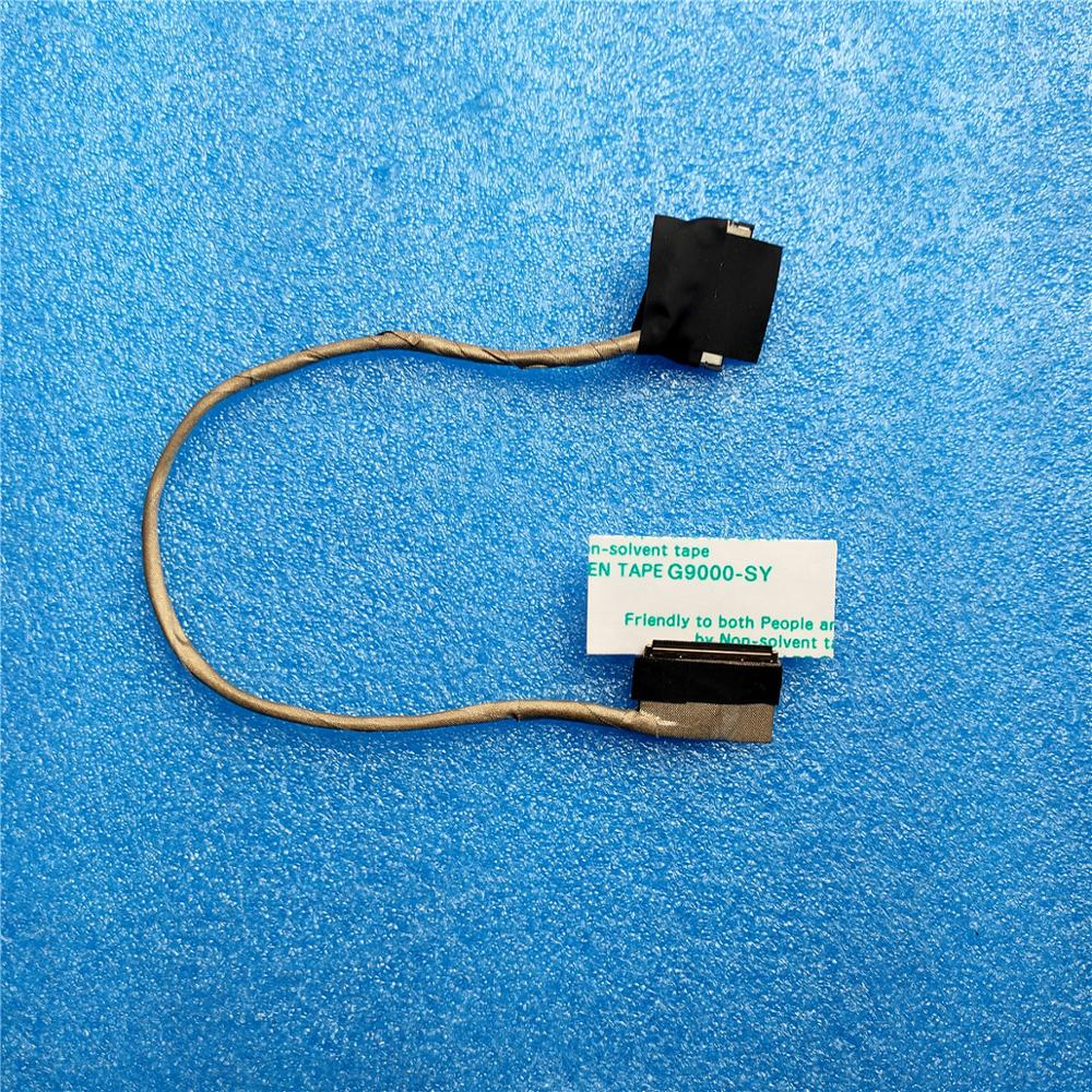 Nuevo LCD portátil LED LVDS vídeo CMOS Flex Cable para Lenovo ThinkPad W540 W541 T540P FHD + + 2880*1620 04X5541 50.4LO10.012 40pin