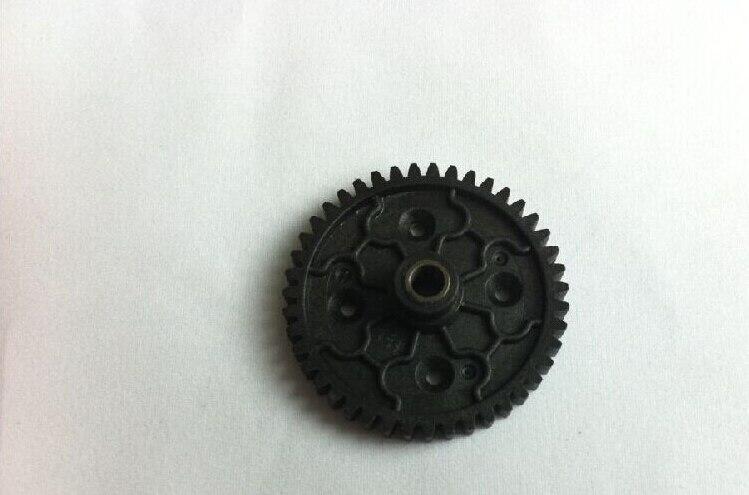 DHK новая версия Spur gear-45T (пластик с металлом) 8382-202T 1 шт. 1/8 MAXIMUS RC автозапчасти