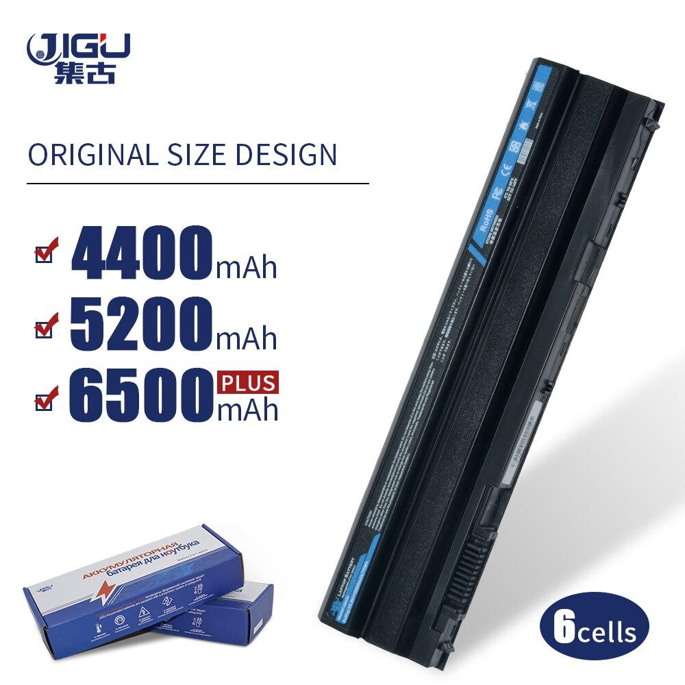 Bateria Do Portátil Para Dell Latitude E5420 JIGU E5520 E5530 E6430 E6520 7420 7520 7720 5420 5520 5720 E6440 Para Inspiron 14R 15R