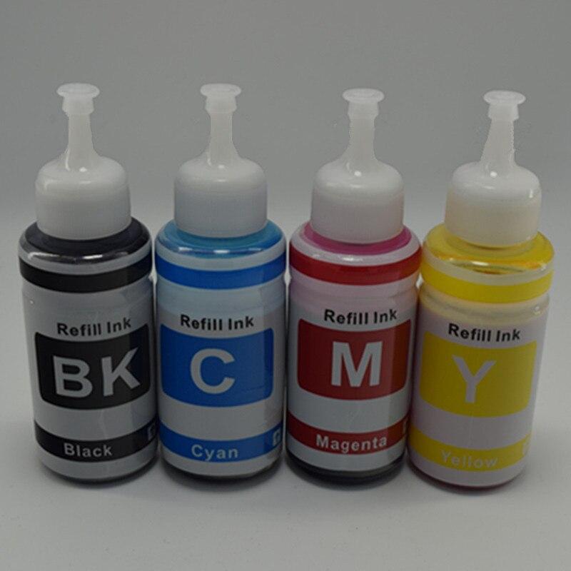 Набор заправки чернил для бутылок, красителей для Epson L100 L110 L200 L210 L300 L355 L120 L130 L1300 L220 L310 L365 L455 L550 L565