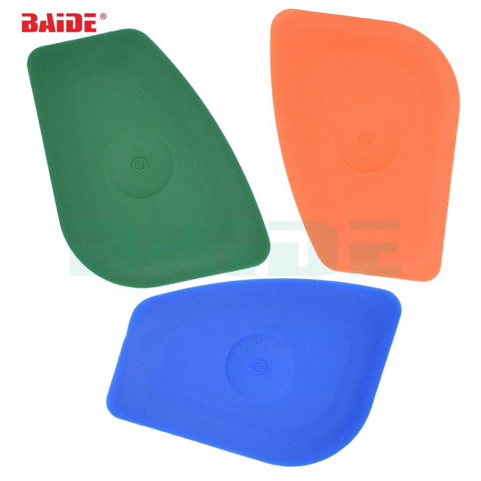 Новый большой тонкий синий пластиковый набор инструментов для ремонта с