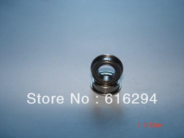 100 piezas MF106ZZ brida rodamiento de bolas de 6*6*10*3 MM LF-1060ZZ teniendo MF106ZZ envío gratis de alta calidad