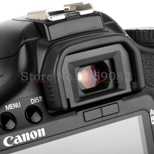 100 sztuk gumowa muszla oczna oko puchar wizjer śladu środowiskowego dla Canon EF 300D 400D 450D 500D 550D 1000 DWholesale