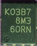 10 шт./лот K03B7 8-контактный WPAK RJK03B7DPA RJK03B7 в наличии