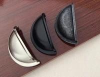 retro bowl drawer pull dresser pulls knobs handles shell cup handles cabinet knobs kitchen hardware 76mm