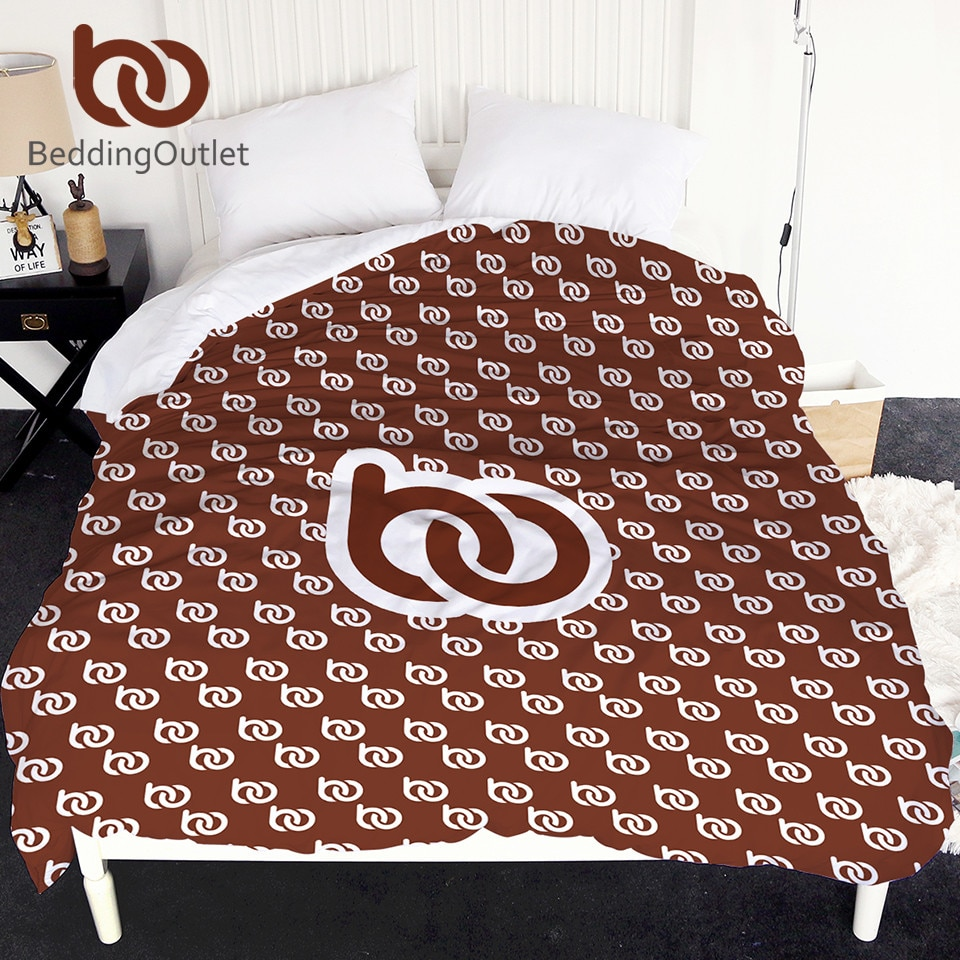 BeddingOutlet Custom Made POD Duvet Cover Print on Demand 1-Piece Bedding Customized DIY Design Comforter Cover Drop Ship Queen