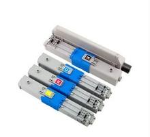 Premium Compatible pour OKI MC332 MC342 MC332DN MC342DN MC342DNW imprimante Laser couleur cartouches de Toner avec poudre de Toner Janpan