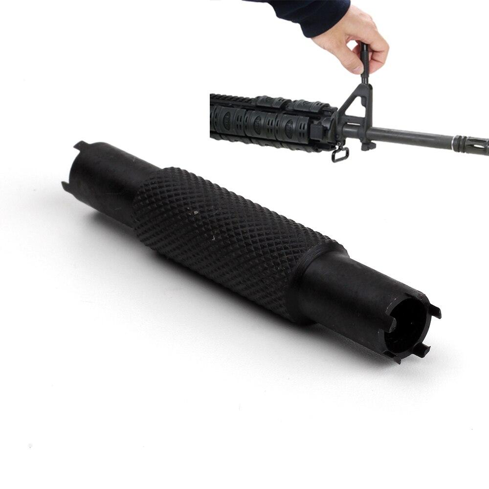 Accesorios de caza Ohhunt táctico AR15 M16 Rifle A1 A2 herramienta de ajuste de Vista frontal acero construcción 4 y 5 puntas