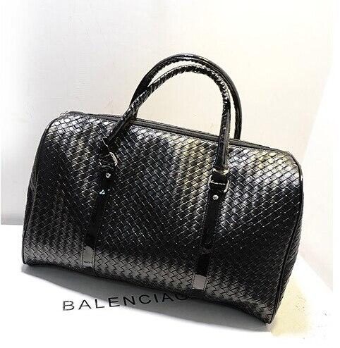 Stacy bag 122015 gran oferta unisex mujeres hombres bolso femenino masculino grande bolso de viaje grande