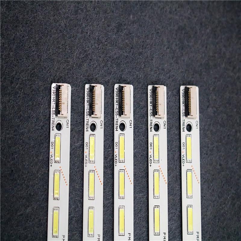 ل LED39R5100DE LED المادة السائل كريستال مصباح V390HK1-LS5-TREM4 4A-D069457 495 مللي متر 1 قطعة = 48LED اختبار لضمان استخدام 100%!