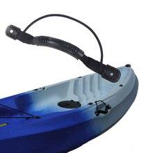 Gomma Kayak Carry Maniglia Canoa Barca Side Mount Paddle Parco Con Attrezzature Bungee Cavo di Accessori