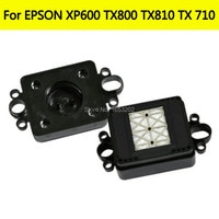 5 PC חדש תחנת מכסת דיו עבור EPSON XP600 TX800 TX810 TX710 A800 TX820 פלוטר ראש הדפסת כובע מדפסת F192040 ראש ההדפסה