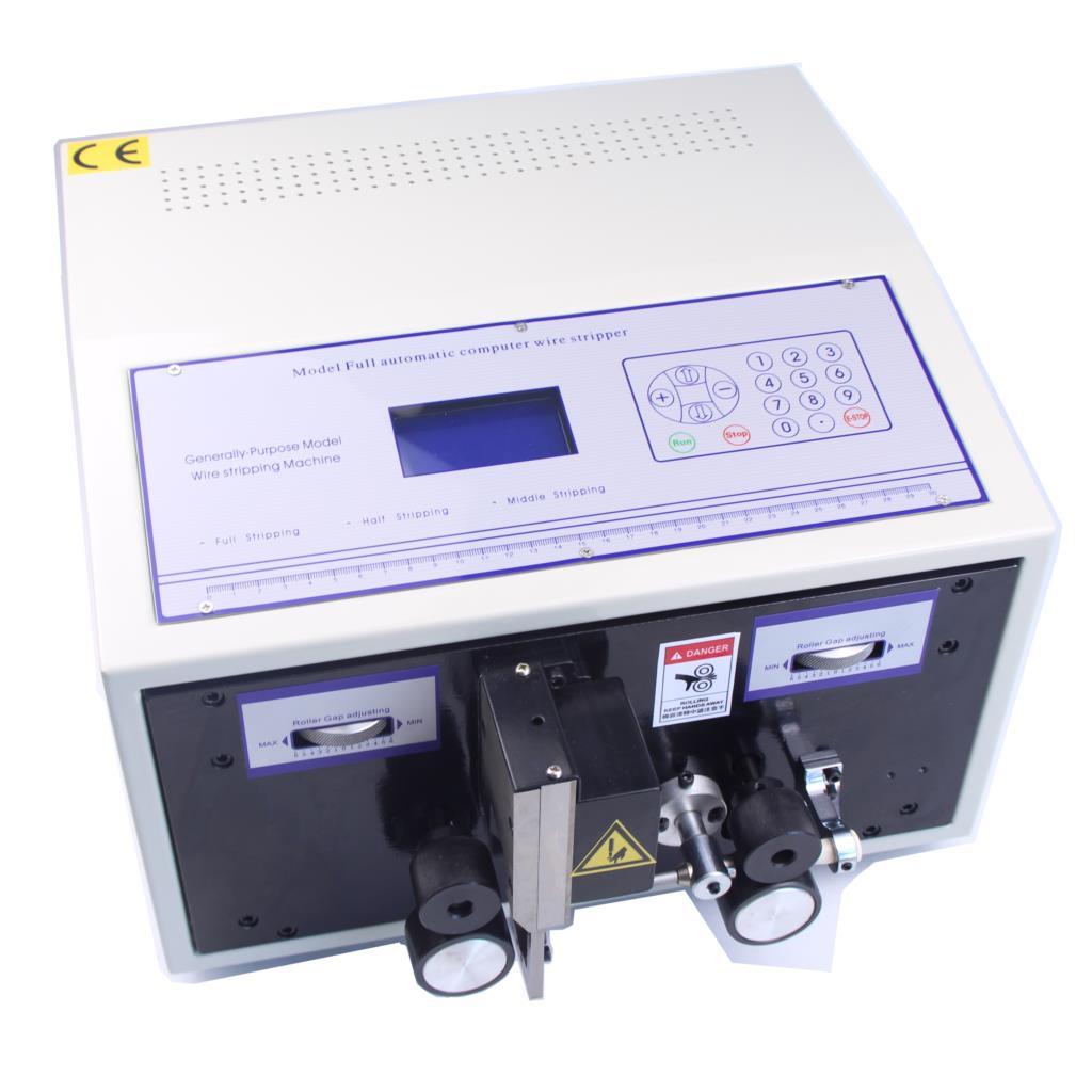 SWT 508C-آلة تجريد الأسلاك الأوتوماتيكية بالكمبيوتر SWT508C ، قطع الكابلات ، العقص والتقشير من 0.1 إلى 2.5 مم 2