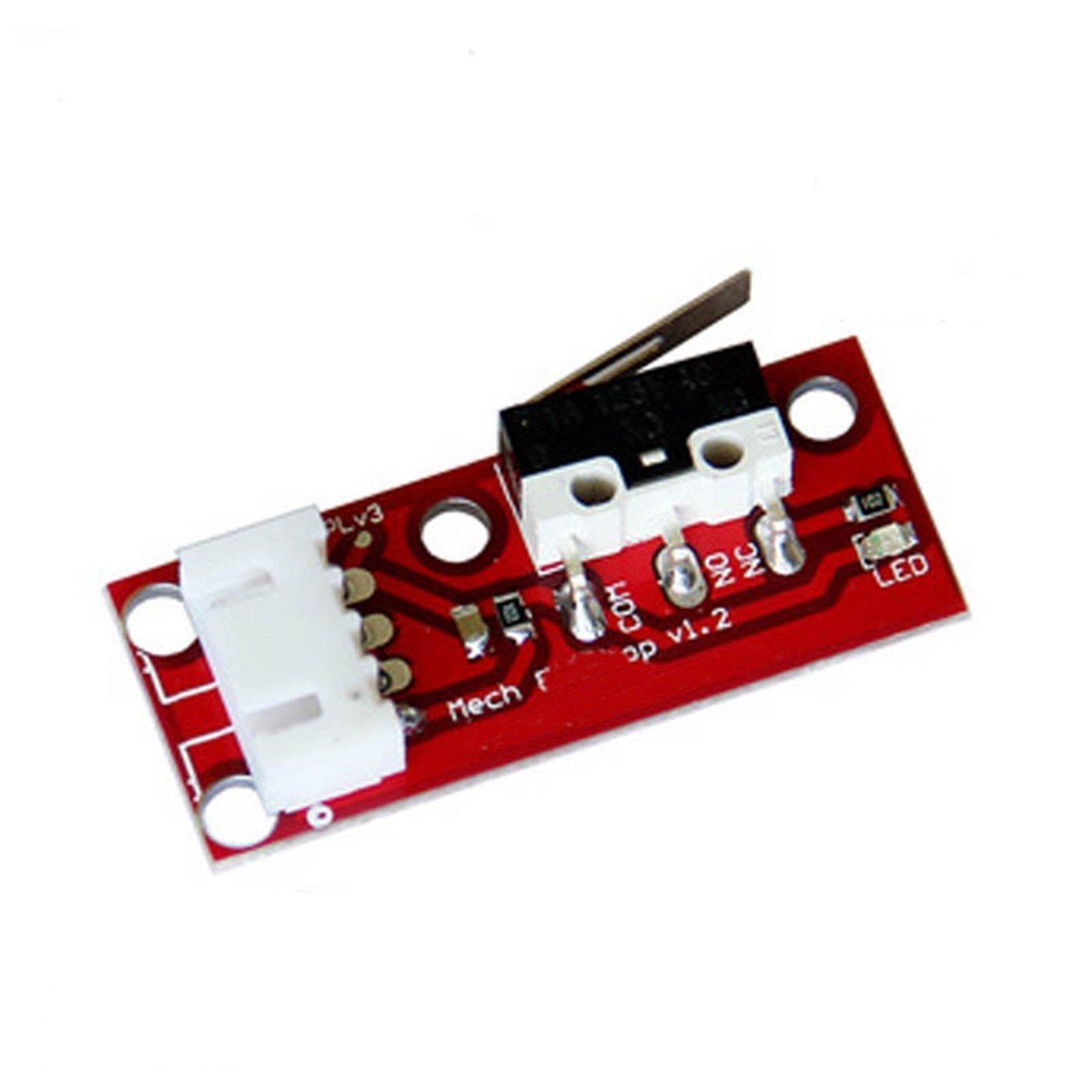 Interruptor de limite mecânico módulo v1.2 fim parar endstop