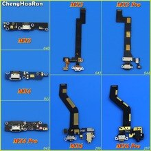 Chenghaoran 마이크로 usb 충전 포트 도크 커넥터 부품 플렉스 케이블 meizu mx3 mx4 mx5 mx6 프로 mx 4 5 6 프로 전화 부품