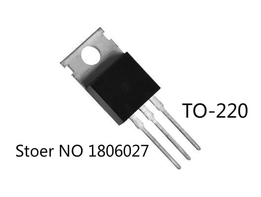 20 pçs/lote tubo MOS RU40190R PARA-220/FDP8440/FCP11N60N/RFP25N06L/2SK2726 transistor de efeito de Campo
