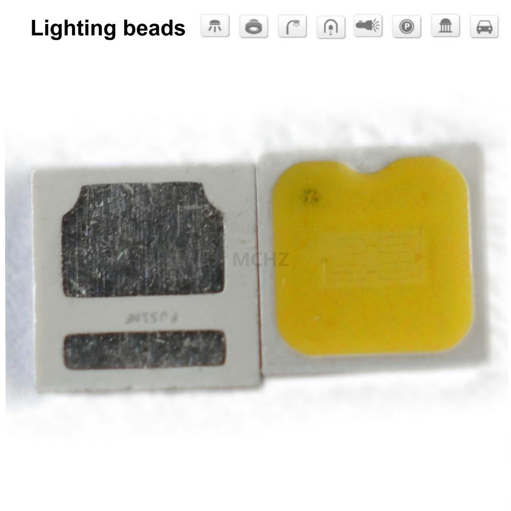 4500 unids/lote SMD LED Seúl lg Samsung aot osram 3030 Chip 1W 1,4 W 3V 400MA 6V 200MA blanco cálido frío 140-150LM