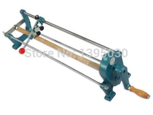 "Cortadora de papel de aluminio de 26 ""cortadora de vinilo máquina de corte Manual de rodillo de estampado en caliente máquina de corte Manual de 1 pieza"