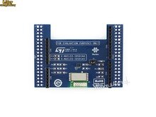 ST 기존 STM32 X-NUCLEO-IDS01A5 Nucleo 보드 SPSGRF-915 모듈을 기반으로 한 Sub-1 GHz RF 확장 보드
