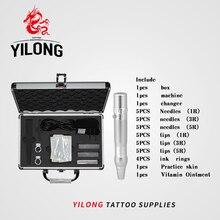 Profession Permanent Makeup machine Free Shipping Tattoo kit tattoo machine high quality 35000R/M  eyebrow lips pen 2600335-5