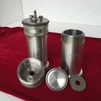 200 degree aging kettle 316 chrome ageing can digestion tank aging test cell for drilling fluid and mud