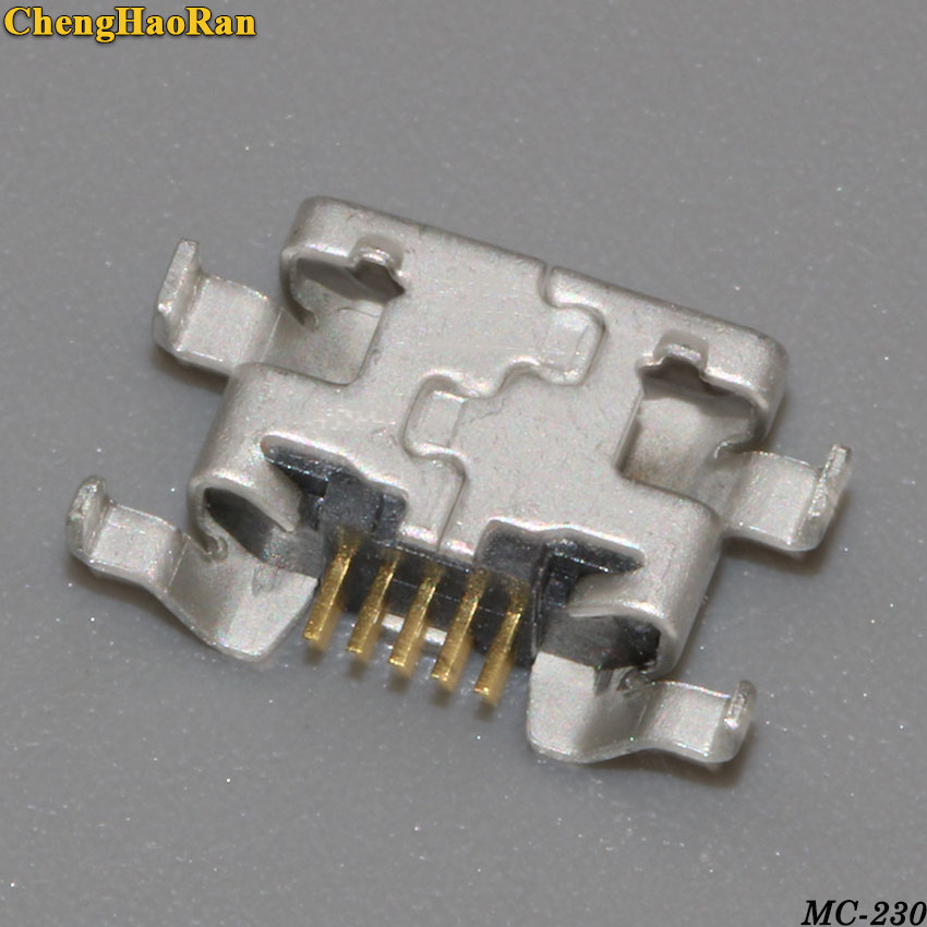 ChengHaoRan 1 шт. для ZTE Blade L2 S6 5,0 U807 N983 N807 U956 N5 N909 N798 N980 Micro mini USB разъем порт для зарядки