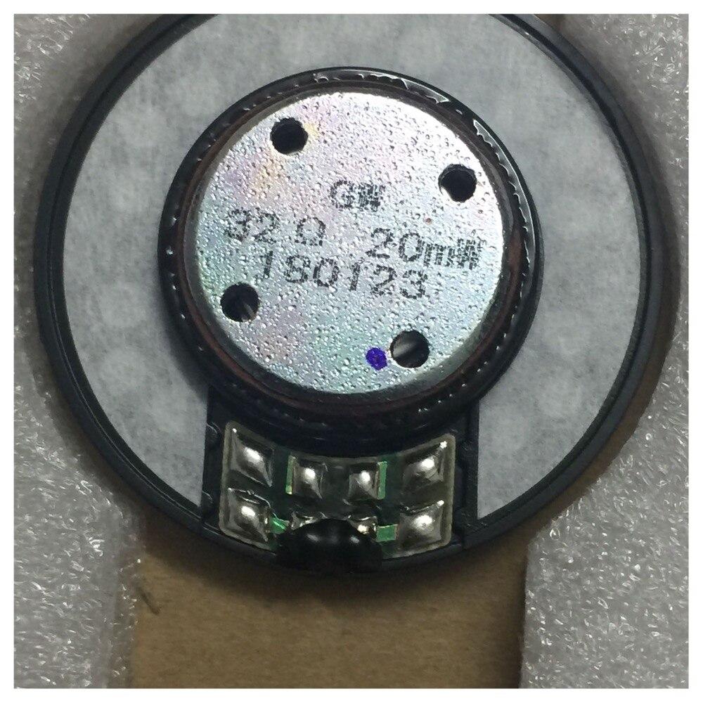 Unidade de Alto-falante Fone de Ouvido 40mm para Bose Soa o Mesmo Original Qc3 Ae2 Oe2 32 Ohms Que Perfeito!!! Qc15 Qc25 Qc35 Qc35ii