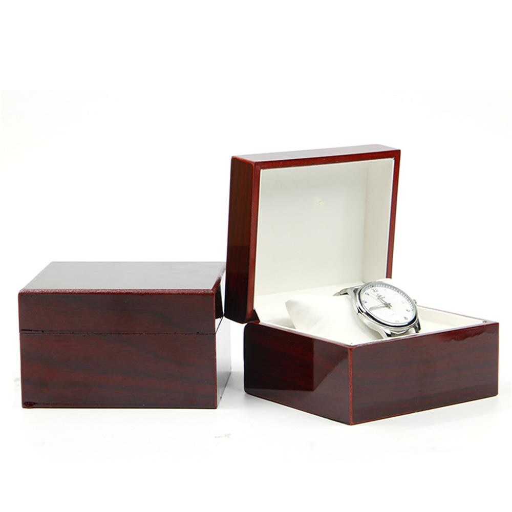 Caja de regalo Durable de cocodrilo brazalete de cartón delicado para pulsera brazalete joyería relojes caja Dropshipping # F