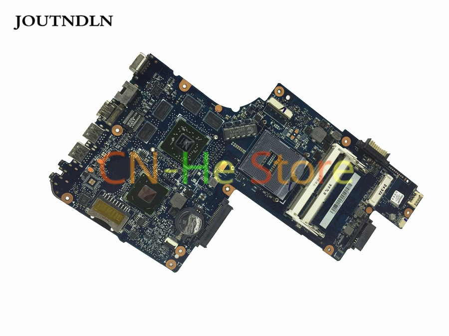 JOUTNDLN FOR Toshiba L850 C850 H000052720 laptop motherboard PGA989 HM76 HD 7670M 1GB GPU