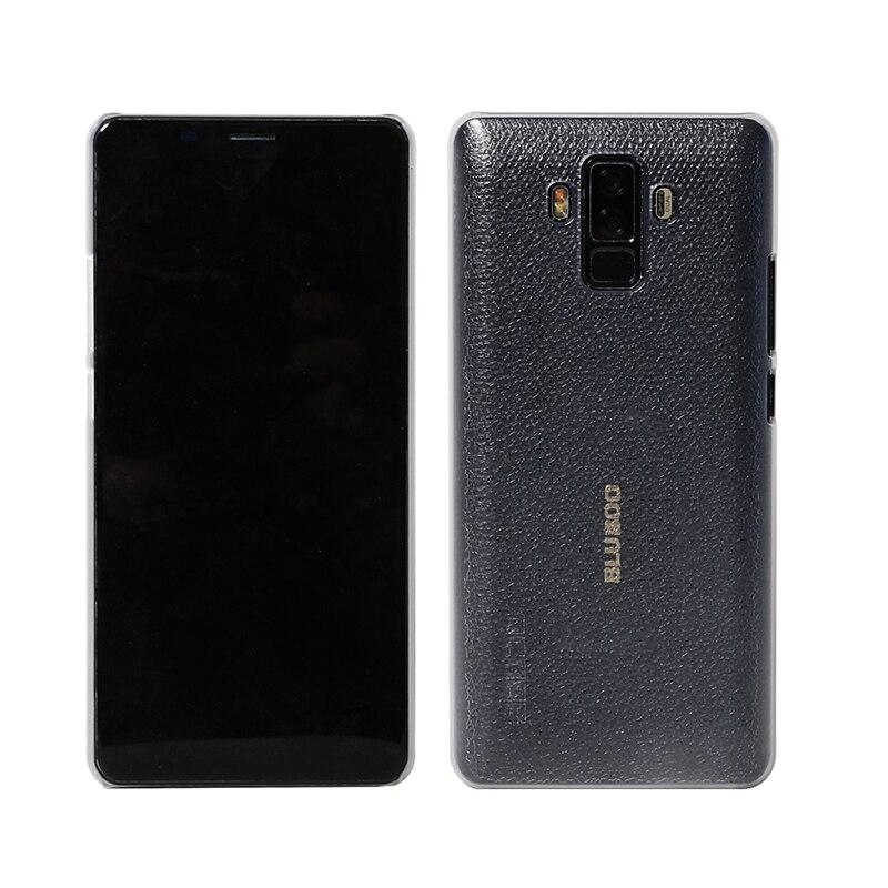 Carcasa dura posterior para teléfono móvil Bluboo S3 Capas para Bluboo S3 Funda mate Carcasa protectora para Bluboo S3 Bluboo S3