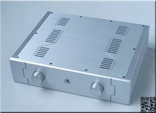BZ4310C pełna aluminiowa obudowa wzmacniacza/łączą się/przedwzmacniacz/wzmacniacz AMP obudowa/obudowa wzmacniacza/wzmacniacz box