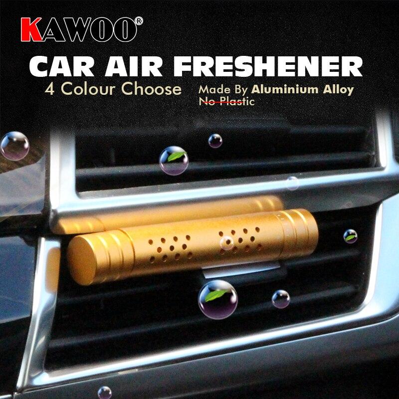 KAWOO 自動車 AC ベント吹出口クリップ空気清浄 Dacia サンデロ MK1 MK2 ダスター Lodgy Logan 香水ディフューザー固体香り