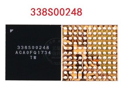 5 unids/lote Original nuevo para iPhone 8G I8 8 8 + 8P 8 plus i8P U4700 CS42L75 grande de audio IC Chip 338S00248