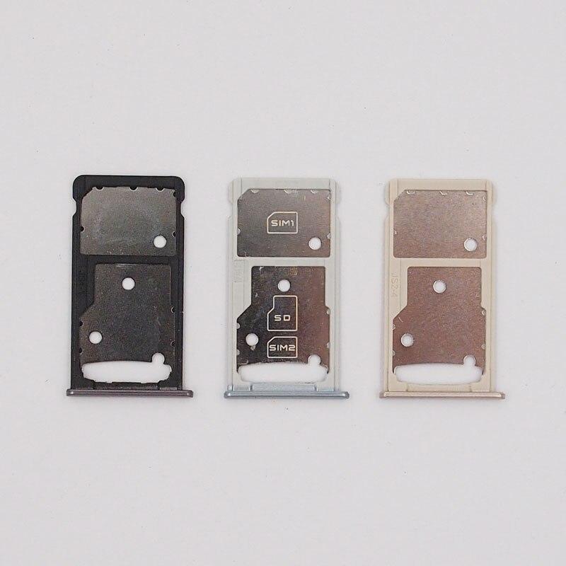 BaanSam nueva bandeja de ranura para tarjeta SIM para Huawei Honor 5c piezas de repuesto