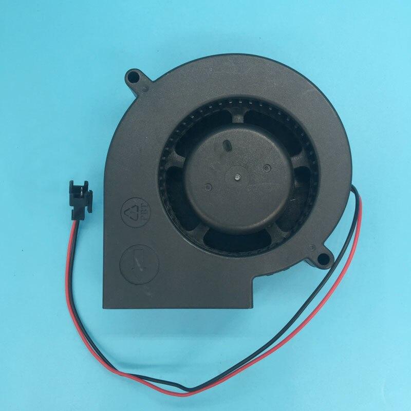 24 V DC sin escobillas de succión ventilador para Mimaki JV300 de vacío ventilador para JV22 JV3 JV33 JV34 JV5 TS3 TS5 ventilador de succión para impresora TS34