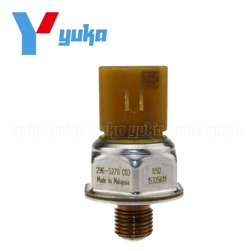 Original HD Heavy Duty Interruptor Sensor de Pressão Sensor Sender 296-5270 5PP4-14 Para CAT Caterpillar Gp-Pressão