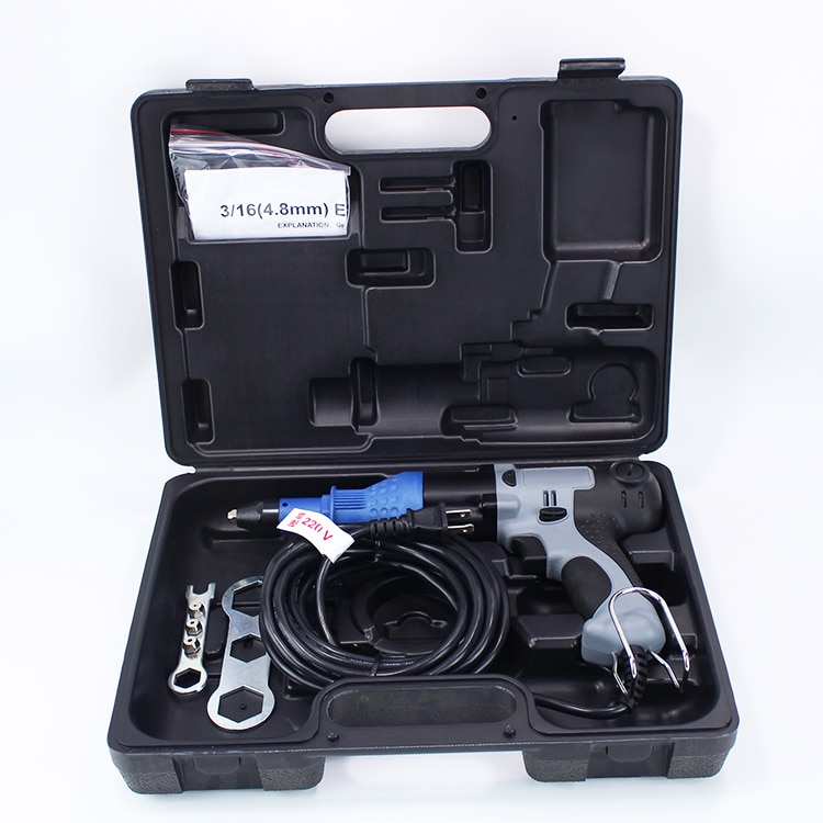 High quality, 220v rivet gun, plug-in electric blind rivet gun