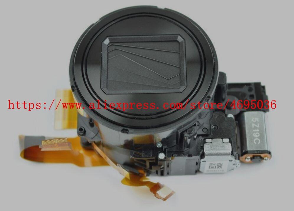 Nuevo para Sony HX99 HX99V DSC-HX99V DSC-HX99 lente de Zoom Assy No CCD reparación de la unidad piezas negro