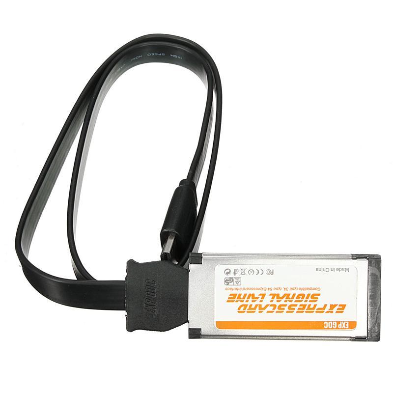 hot-Express Card Mini PCI-E Version Expresscard V8.0 EXP GDC Beast PCIe PCI-E PCI Laptop External Independent Video Card Dock