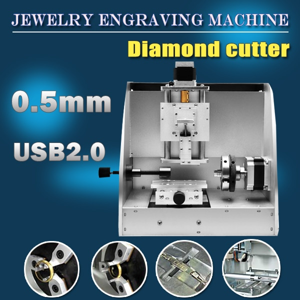 AM30 máquina interior anillo máquina de grabado de joyería herramientas