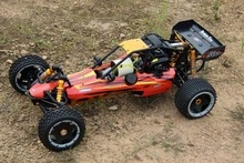 SY pur nylon 15 RC Baja 5B avec moteur à essence 30.5cc 2T RTR
