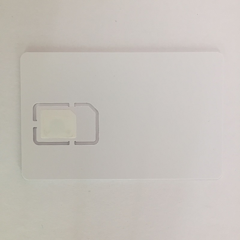 OYEITIMES 4G Blank LTE Test SIM Card Support Milenage And XOR Algorithms Test SIM Card,Mini,Micro and Nano Size Test SIM Card enlarge