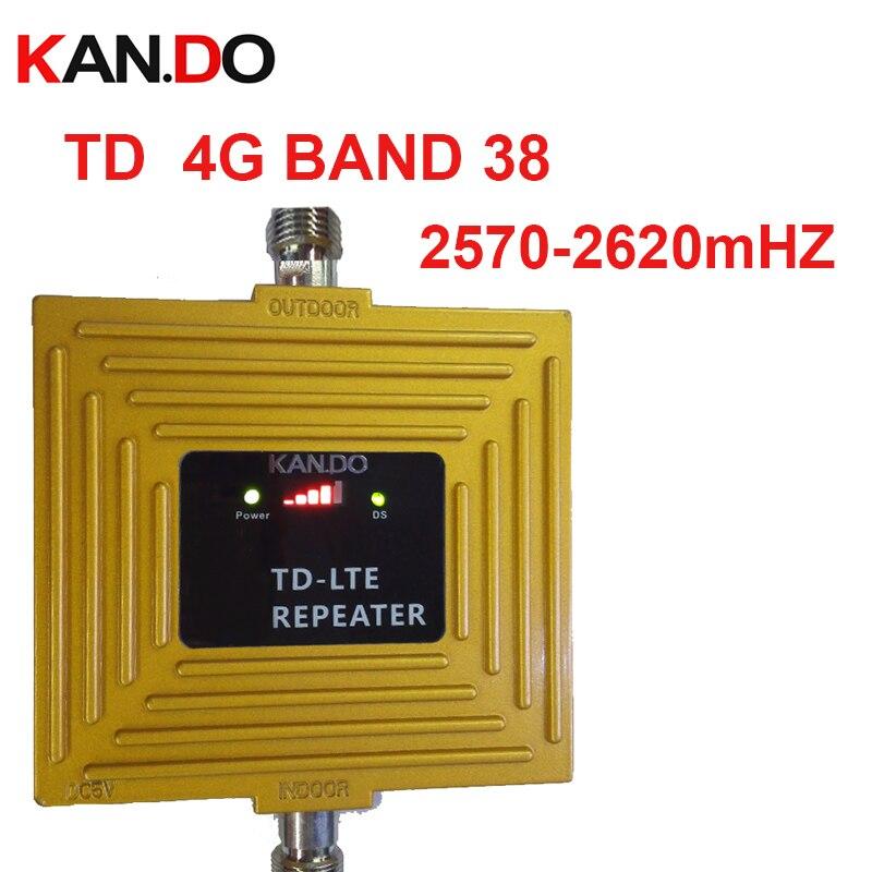 ALC 65DBI 20DBM TD 4G banda 38 impulsionador do sinal do telefone repetidor 2575-2635 mhz 4g repetidor do impulsionador 4G TD 4g reforço de sinal de reforço
