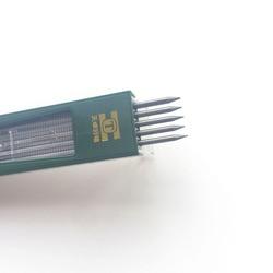 10 pcs/Tubo de 2.0 milímetros Lápis Leads para Escrita Recarga Lapiseira Material Escolar Papelaria Estudante